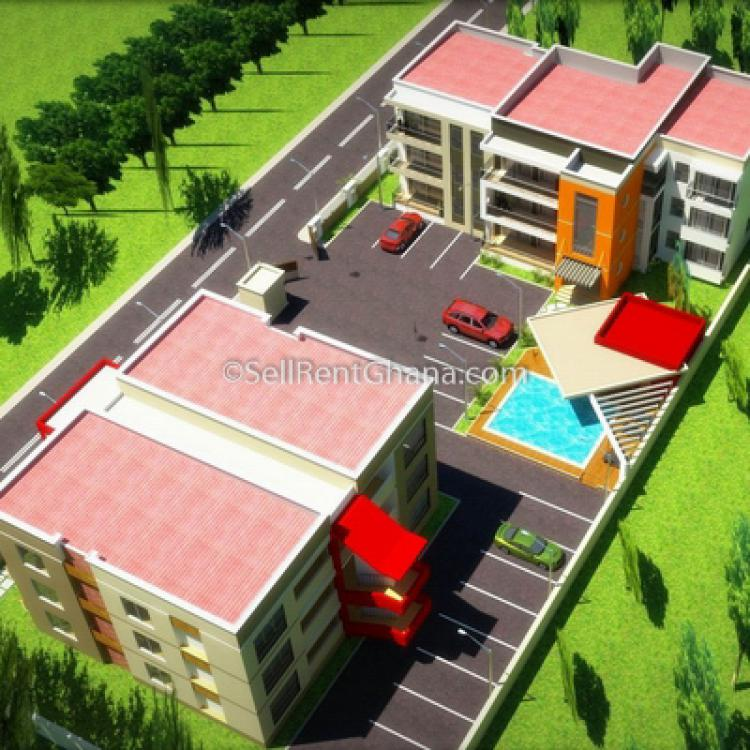 1bedroom Apartments, East Legon, Accra, Flat for Sale