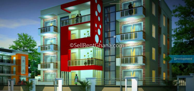 2 Bedroom Apartments, East Legon, Accra, Flat for Sale