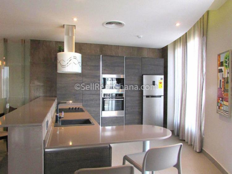 2 Bedroom Furnished Apartments, Airport Residential Area, Accra, Flat for Rent