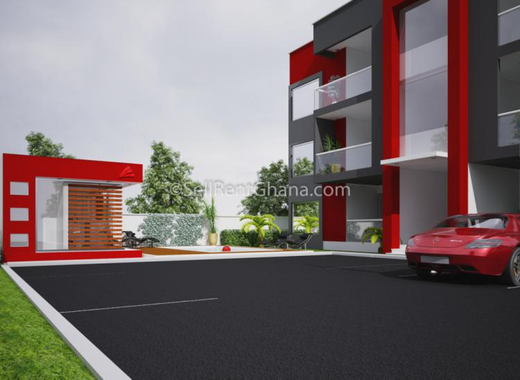 3 Bedroom Luxury Apartment, Cantonments, Accra, Flat for Sale