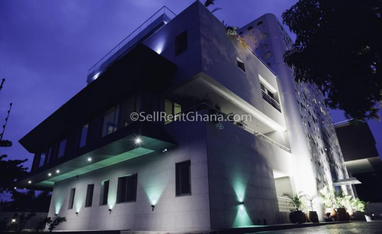 1 Bedroom Luxury Apartment, North Labone, Accra, Flat for Rent