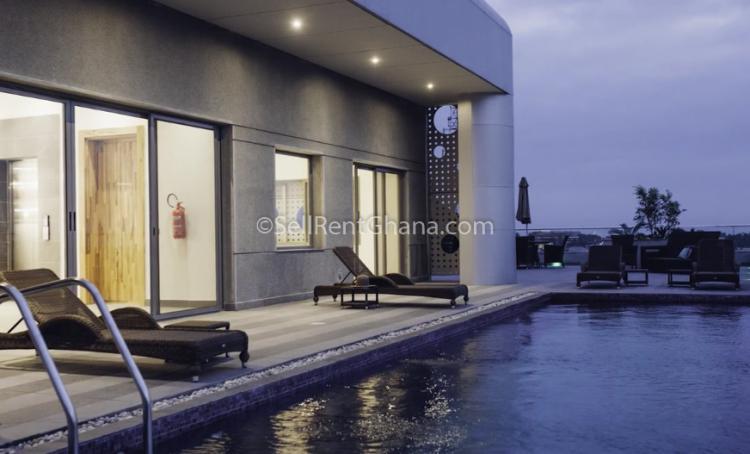 2 Bedroom Apartment, North Labone, Accra, Flat for Rent