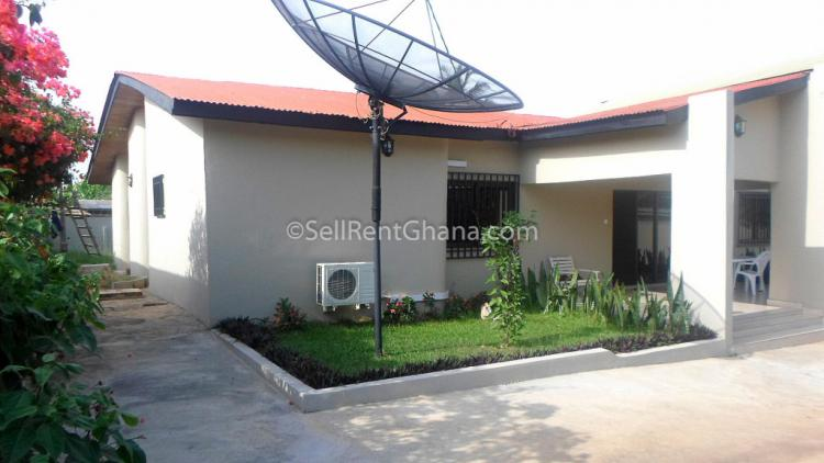 4 Bedroom Self Compound House, East Legon, Accra, House for Rent