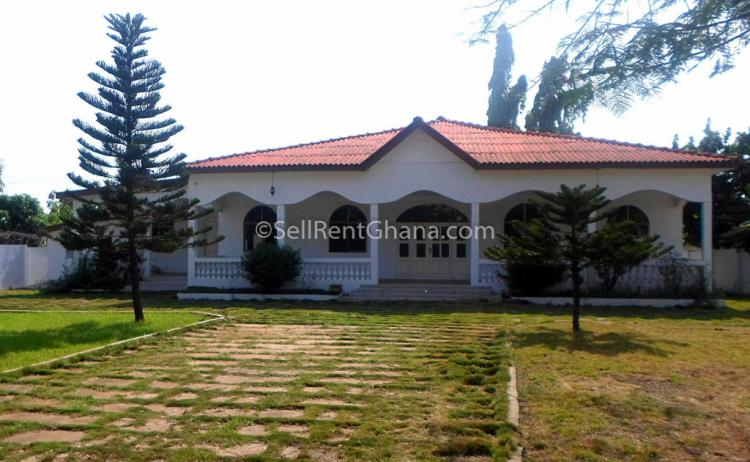 3 Bedroom House + Staff Quarters, Adjiringanor, East Legon, Accra, House for Rent