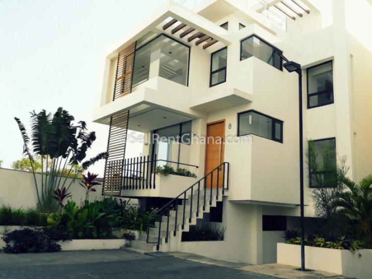 4 Bed Townhouse + Private Pool, Cantonments, Accra, Townhouse for Sale