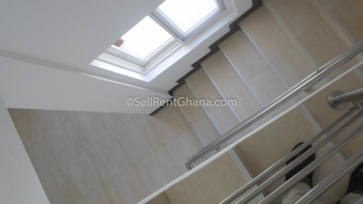 4 Bed Townhouse + Staff Quarters, Cantonments, Accra, Townhouse for Rent