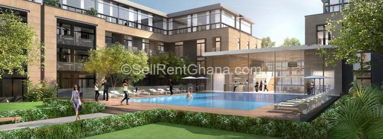 1-3 Suites, Apartments and Duplexes, Cantonments, Accra, Flat for Sale