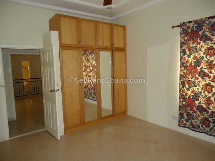 6 Bedroom House, East Legon, Accra, Detached Duplex for Rent