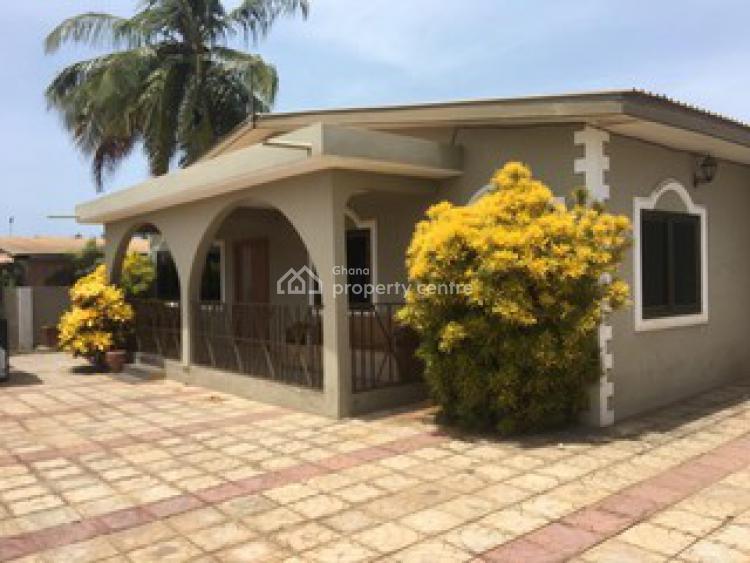4 Bedroom House, Tashie-nungua, Ledzokuku-krowor, Accra, Detached Bungalow for Rent
