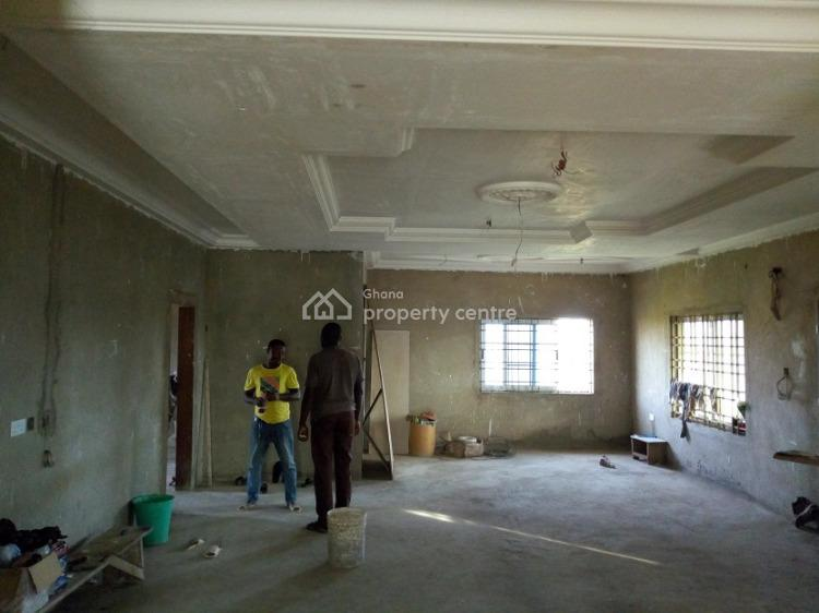 Newly Story 6bedrooms House at Tema Com25 Annext Towards to Dawhenya, Community25 Annext Towards to Dawhenya, Dawhenya, Tema, Accra, House for Sale