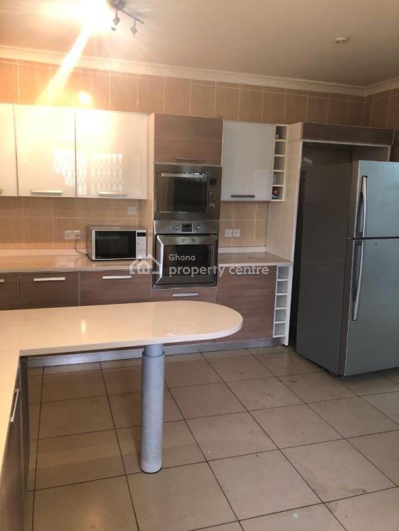 4 Bedroom House with One Bedroom Boys Quarters, Cantonments, Accra, House for Rent