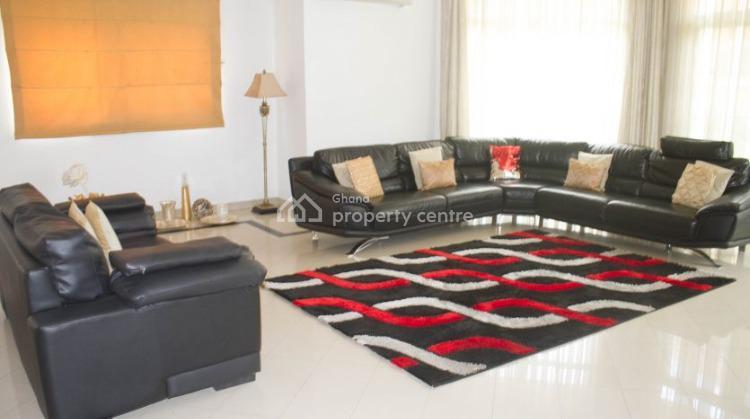 3 Bedroom Fully Furnished House, Trassaco Estates, East Legon (okponglo), Accra, Detached Duplex for Sale