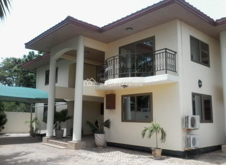 Executive 4 Bedroom House, Airport Residential Area, Accra, Detached Duplex for Rent