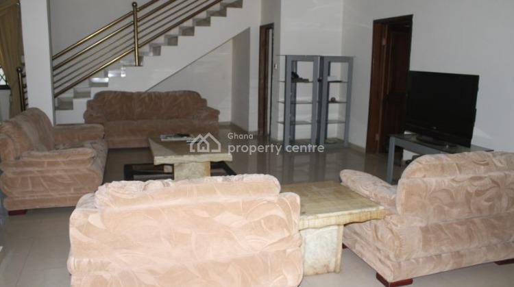 5 Bedroom Furnished House, East Legon, Accra, Detached Duplex for Rent