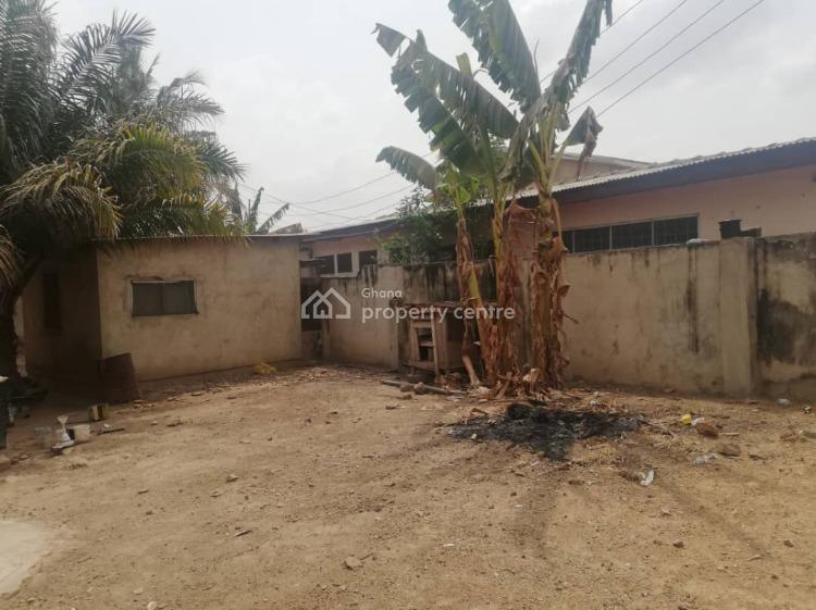 Uncompleted 4 Bedroom House, Ashongman, Ga East Municipal, Accra, House for Sale