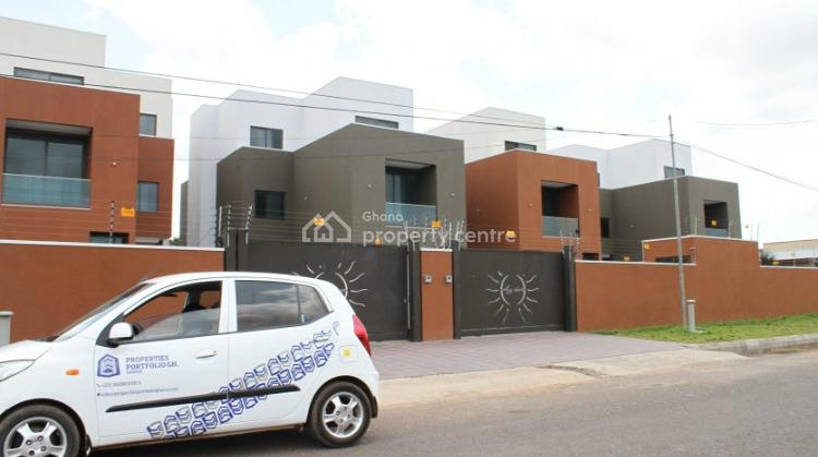 Executive 4 Bedroom House, East Legon, Accra, Townhouse for Rent