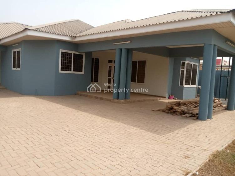 3 Bedroom House with 1 Bedroom Bq, Adjiriganor, East Legon, Accra, House for Rent