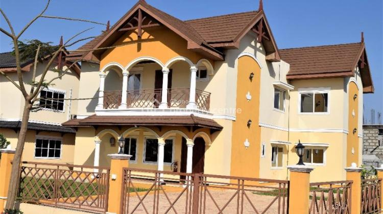 4 Bedroom Villas, East Legon, Accra, Detached Duplex for Sale