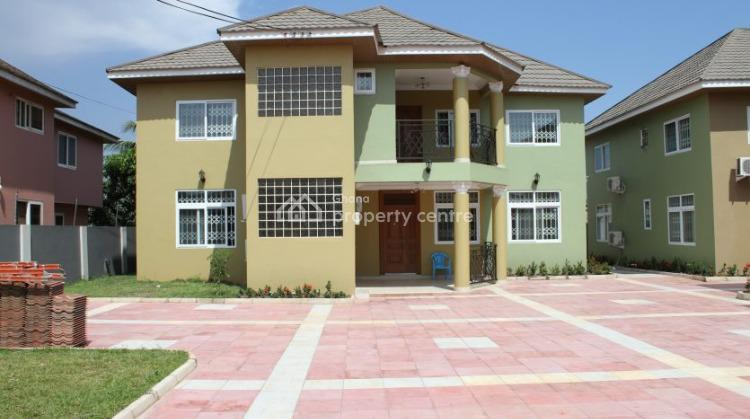 3 Bedroom Partly Furnished Apartment, East Legon (okponglo), Accra, Flat for Rent