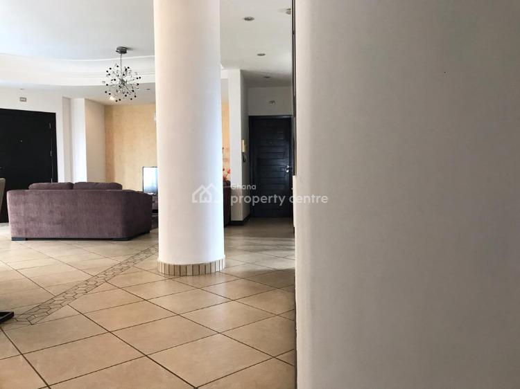a 3 Bedrooms Apartment, Roman Ridge, Accra, Flat for Sale