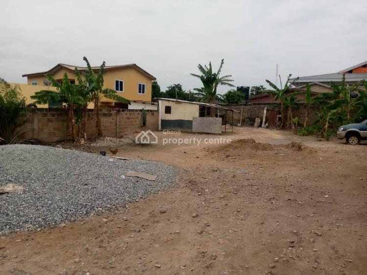 Fenced Land, Abc, Achimota, Accra, Land for Sale