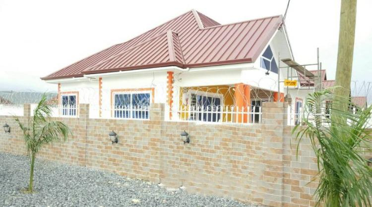 3 Bedroom Semi Detached House, Oyibi, Accra, Detached Bungalow for Sale