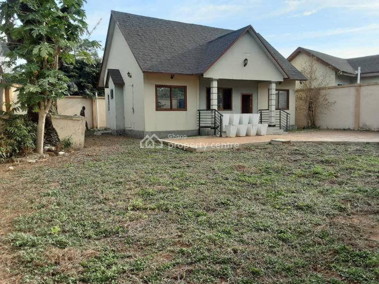 2 Bedroom House with 1 Bedroom Boys Quarters, Tesano, Accra, House for Rent