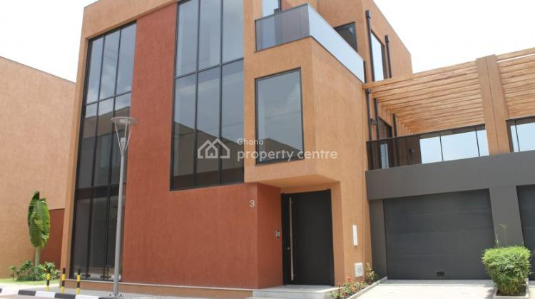 4 Bedroom Executive Townhouses, Cantonments, Accra, Townhouse for Rent