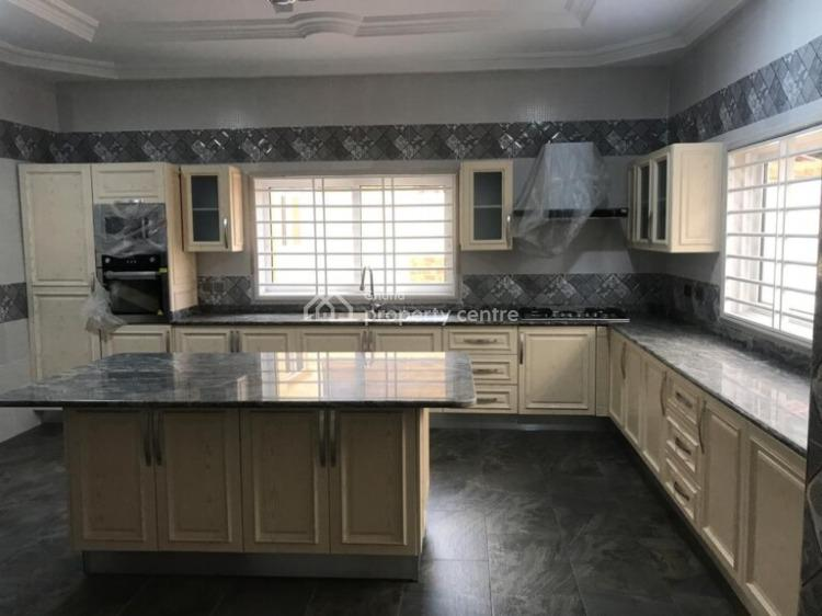 Executive 5 Bedrooms House + 1 Bqs, East Airport, Airport Residential Area, Accra, House for Sale