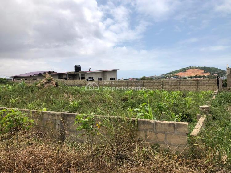 Partially Fenced Land, Kokrobite, Accra Metropolitan, Accra, Land for Sale