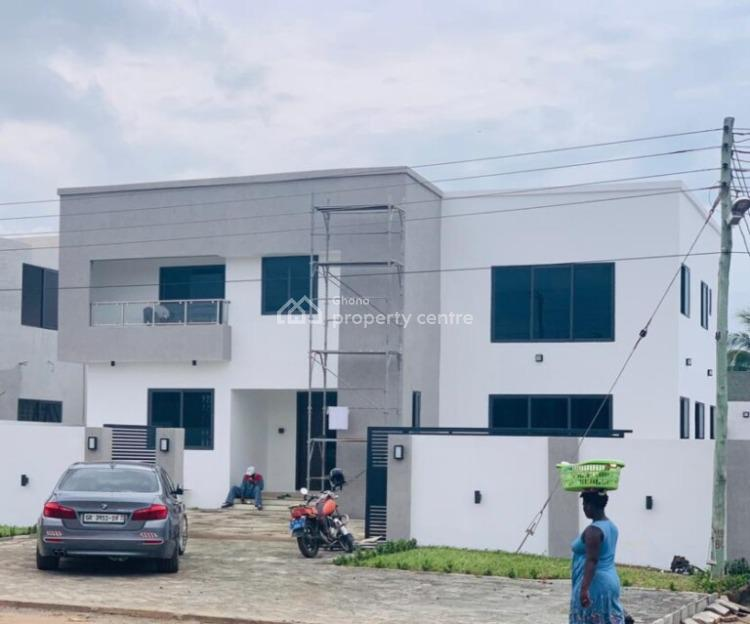 Executive 4 Bedrooms with 1 Bqs, Spintex, Accra, House for Sale