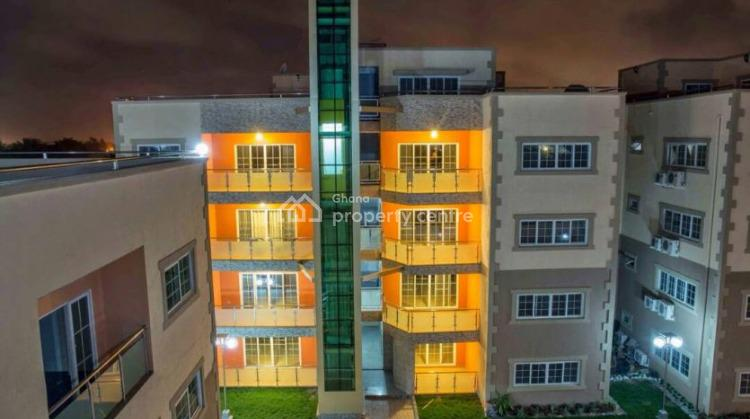 3 Bedroom Apartments, East Legon (okponglo), Accra, Flat for Rent