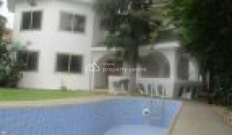 5 Bedroom Storey House & Swimming Pool, East Legon (okponglo), Accra, Detached Duplex for Sale