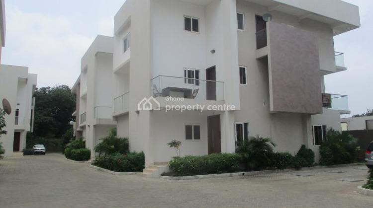 Luxurious 4 Bedroom Townhouses, Cantonments, Accra, Townhouse for Rent