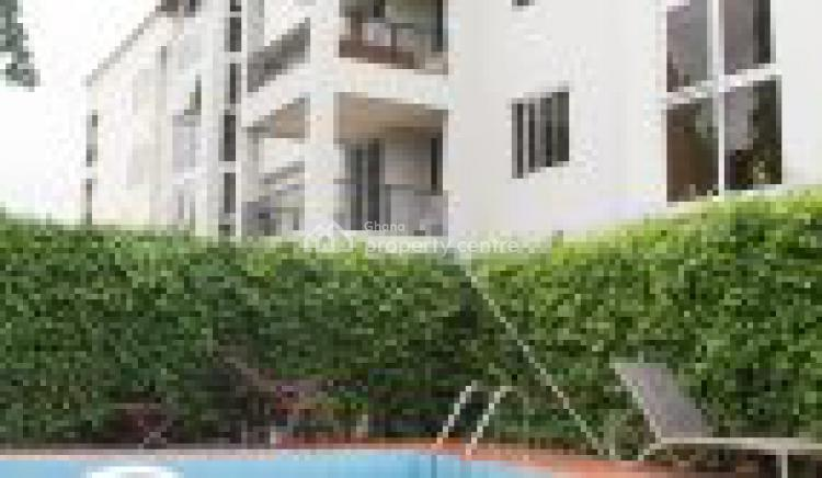 2 Bedroom Fully Furnished Apartment, North Ridge, Accra, Flat for Rent