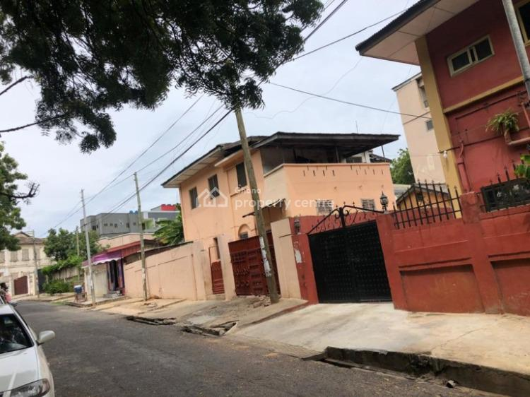Old Building on 100x100 Plot Size Land, Asylum Down, Accra, House for Sale