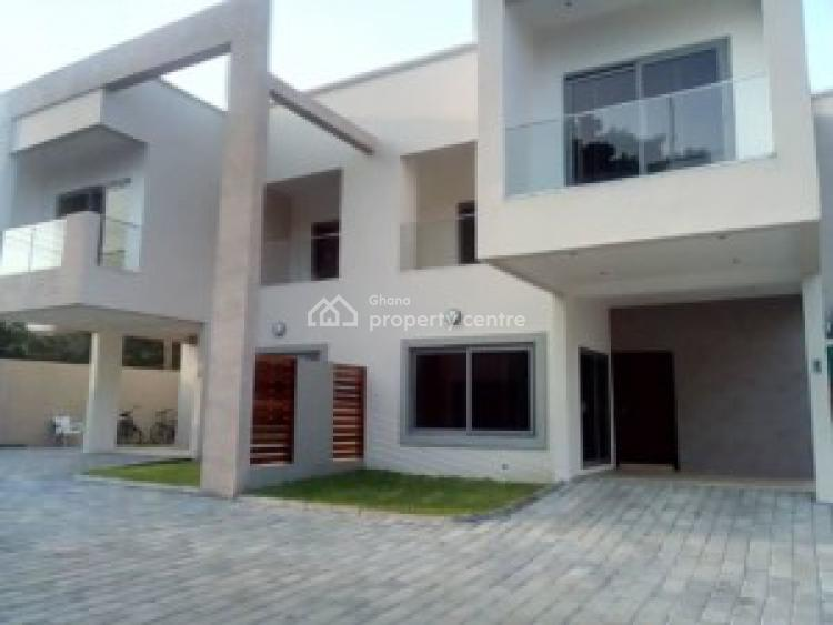 Executive 4 Bedrooms House with Swimming Pool, Cantonments, Accra, House for Sale