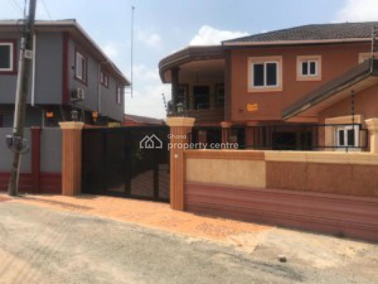 Executive 5 Bedrooms with 2 Bqs, East Airport, Airport Residential Area, Accra, House for Sale