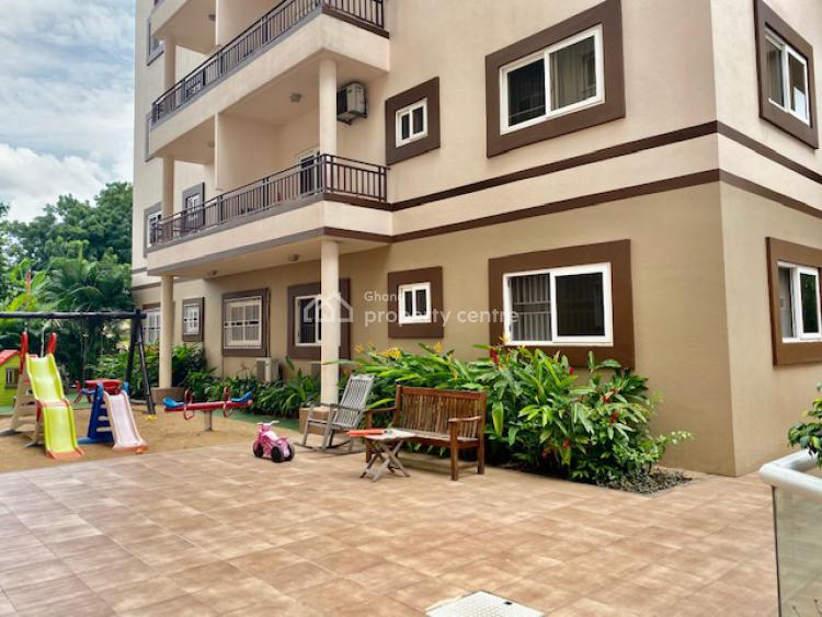 Three Bedroom Furnished Apartment, Airport Residential Area, Accra, Flat for Rent