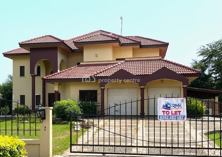 Four Bedroom House, Trassaco, Adjiringanor, East Legon, Accra, Detached Duplex for Rent