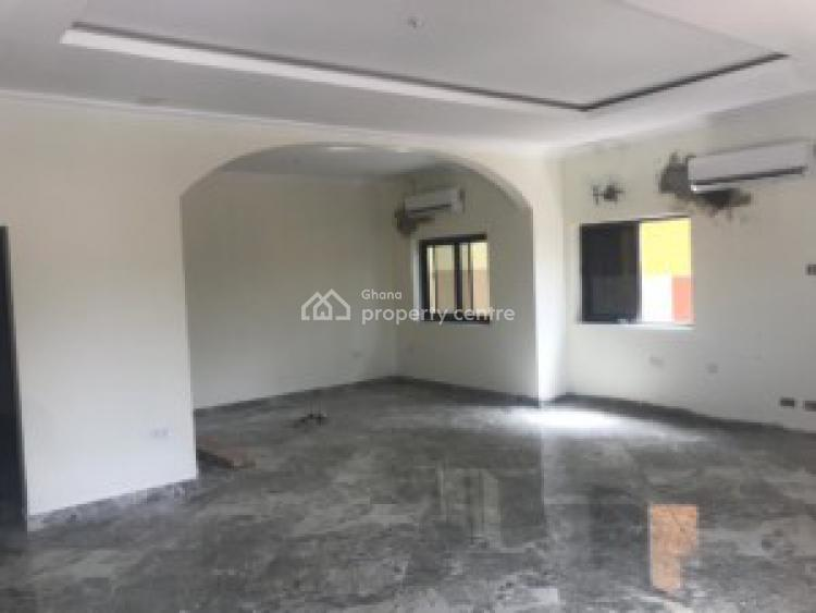 an Executive 4 Bedrooms House with 1 Bedroom Boys Quarters, East Legon, Accra, House for Sale