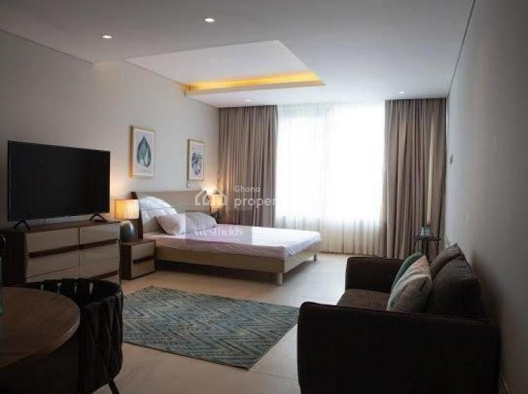 1 Bedroom Studio Apartment, North Labone, Accra, Self Contained (single Rooms) for Rent