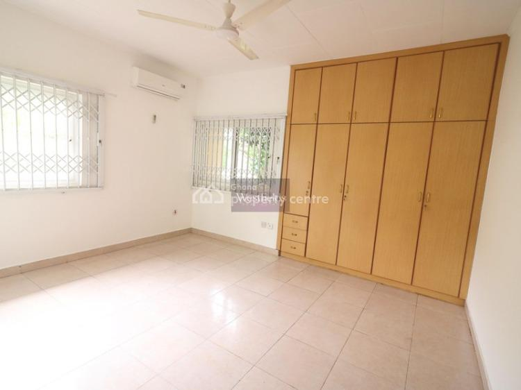 3 Bedroom House, East Airport, Airport Residential Area, Accra, Detached Bungalow for Rent