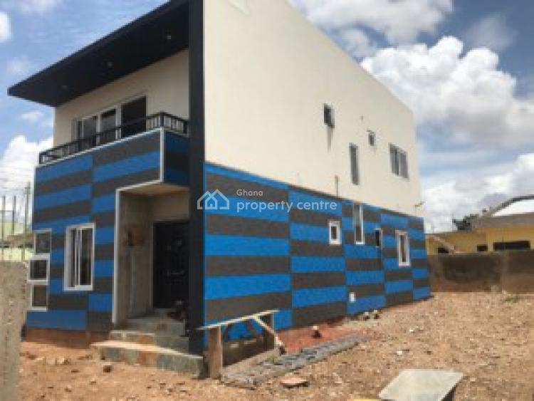an Executive 3 Bedrooms House with 1 Bedroom Boys Quarters, Haatso, Ga East Municipal, Accra, House for Sale