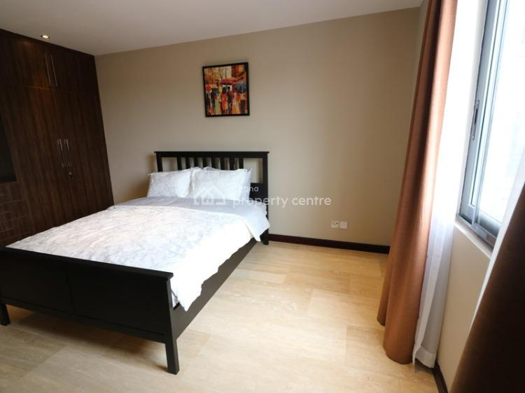 2 Bedroom Apartment, East Airport, Airport Residential Area, Accra, Flat for Rent