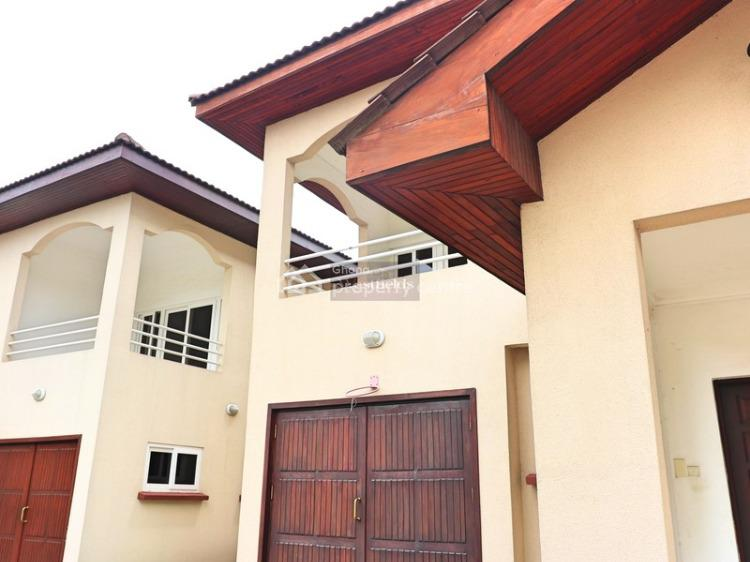 4 Bedroom House, Airport Residential Area, Accra, Detached Duplex for Rent