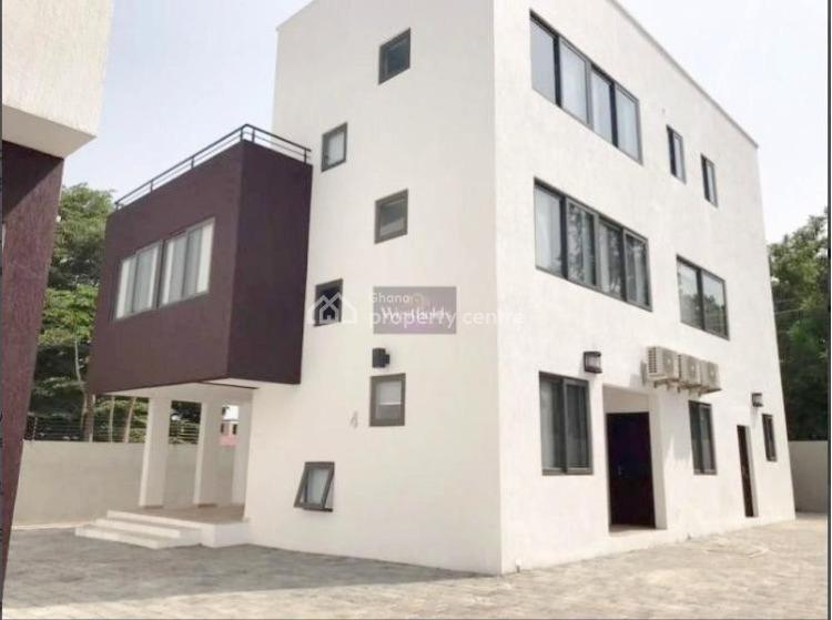 4 Bedroom Townhouse, West Airport, Airport Residential Area, Accra, Townhouse for Rent