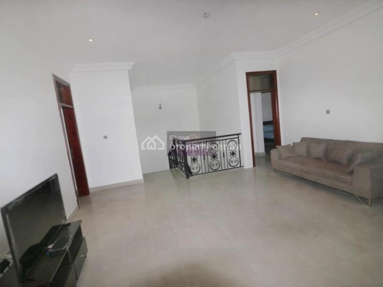 4 Bedroom House, North Ridge, Accra, Detached Duplex for Rent
