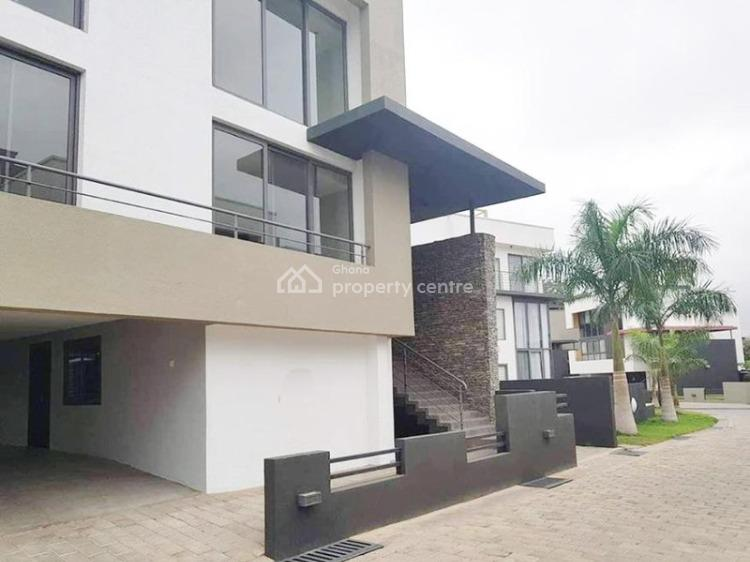 4 Bedroom Townhouse, Cantonments, Accra, Townhouse for Rent