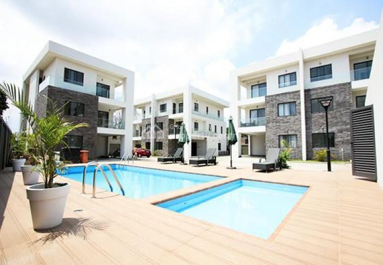 4 Bedroom House, West Airport, Airport Residential Area, Accra, Detached Duplex for Rent